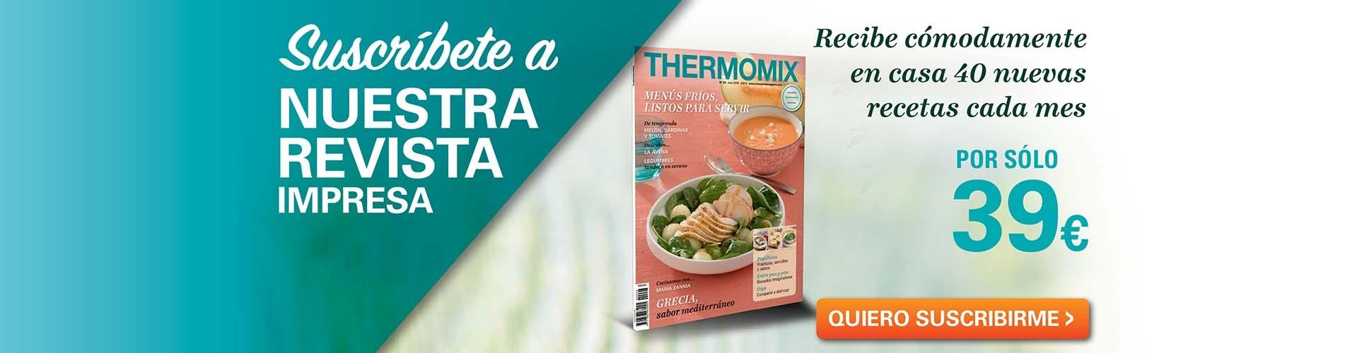 Compra ahora tu revista Thermomix - Thermomix web